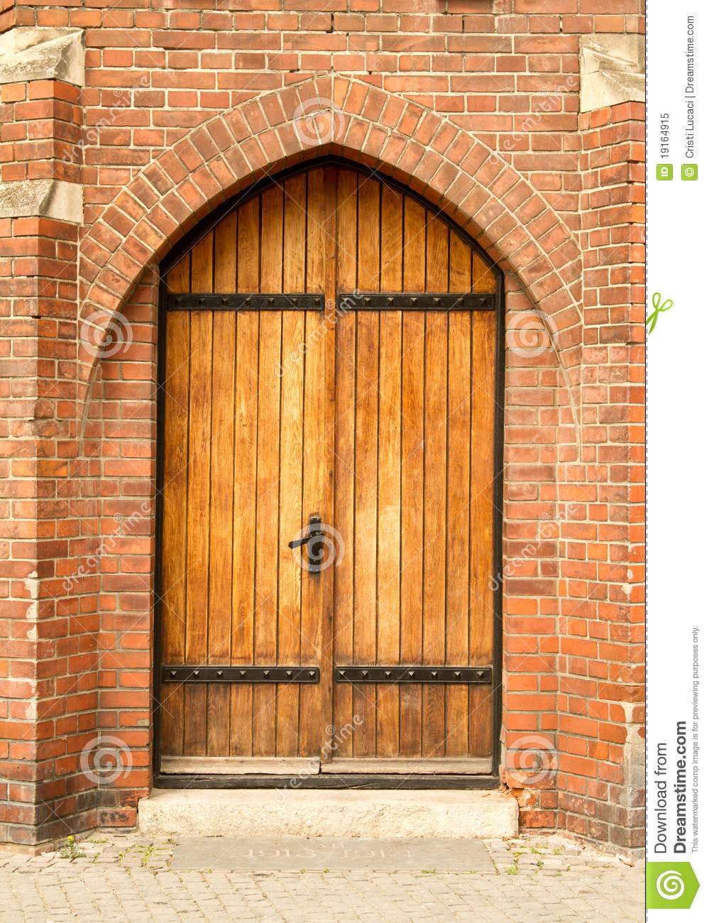 Castle Door Royalty Free Stock Photo Image 19164915