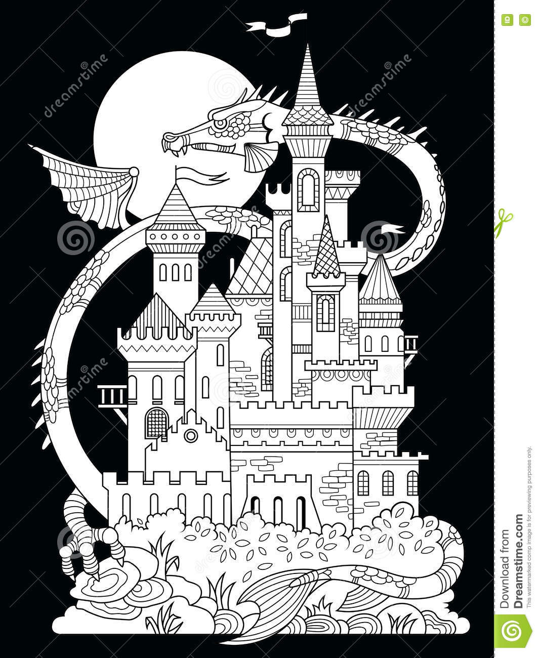 moreover  additionally  together with lego nexo knight coloring pages for boys 9 moreover  moreover  together with the rescue by artybel d6qjs moreover  likewise DOBBY by Jerome K Moore additionally  together with Fantasy Coloring Pages Bird. on dragon castle coloring pages adult