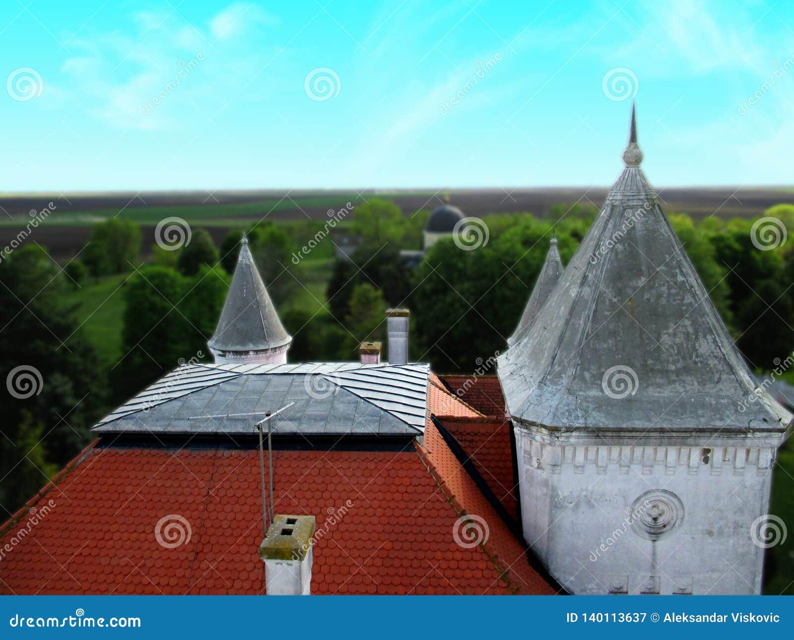 Castle Fantast in Serbia