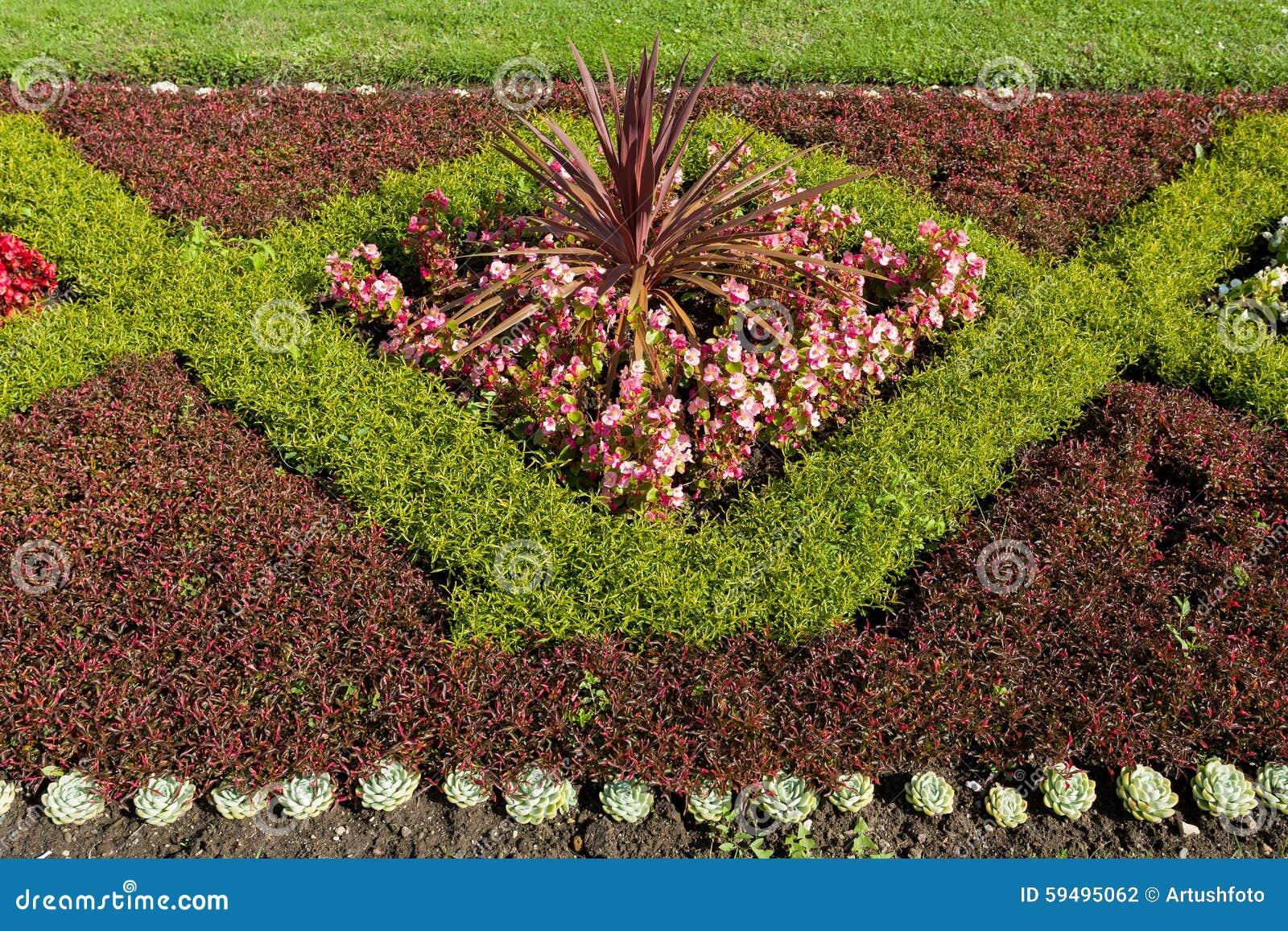Castle Garden In Lednice Czech Republic Stock Photo Image 59495062