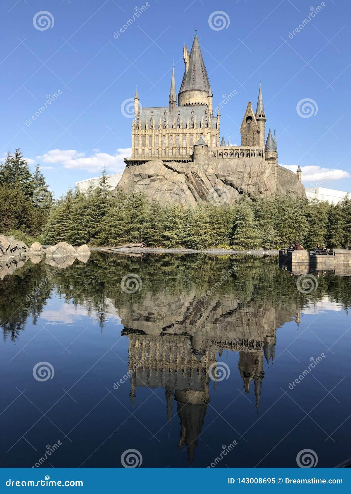 Castle : Harry Potter USJ