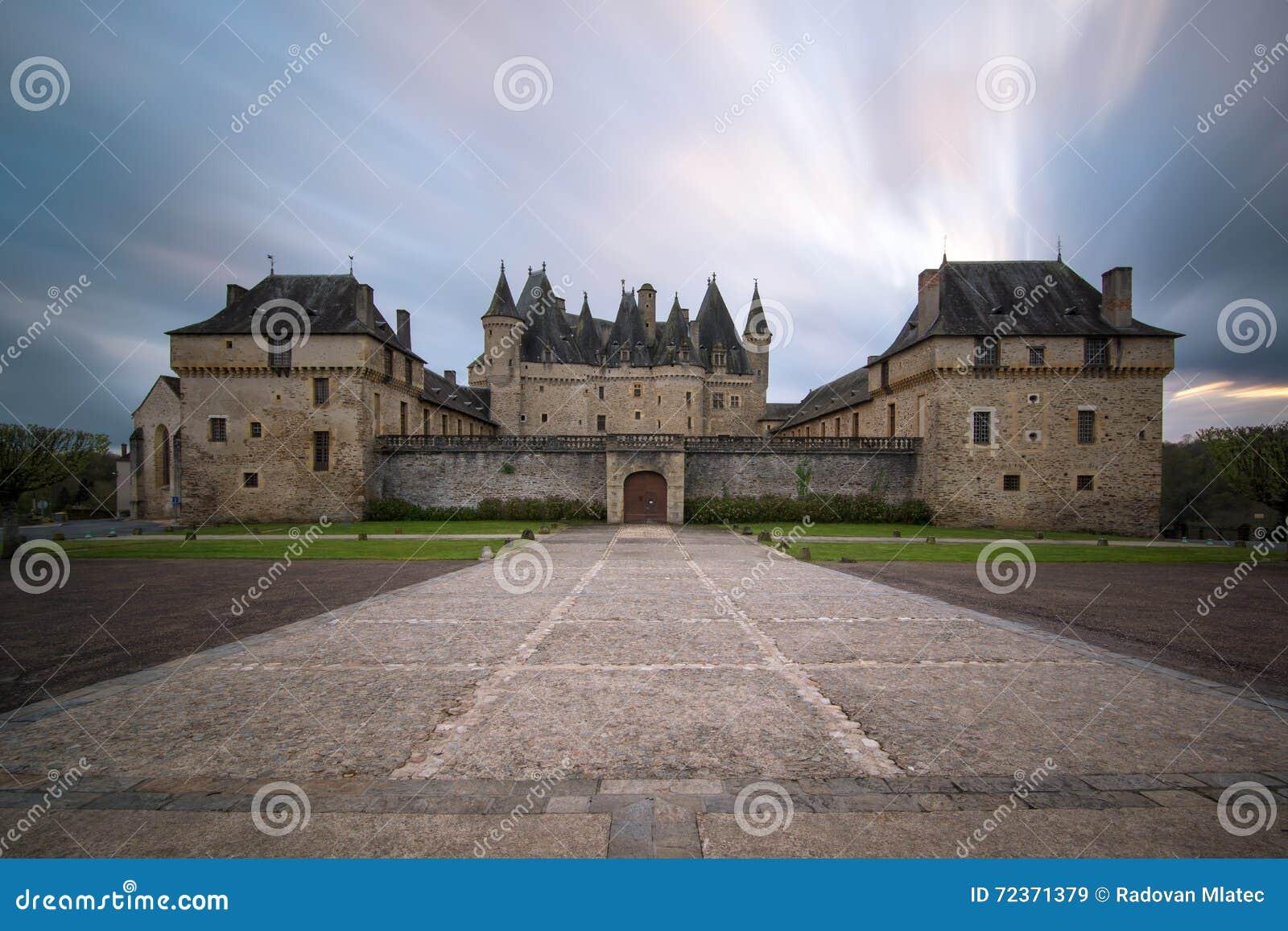 Castle of Jumilhac-le-grand