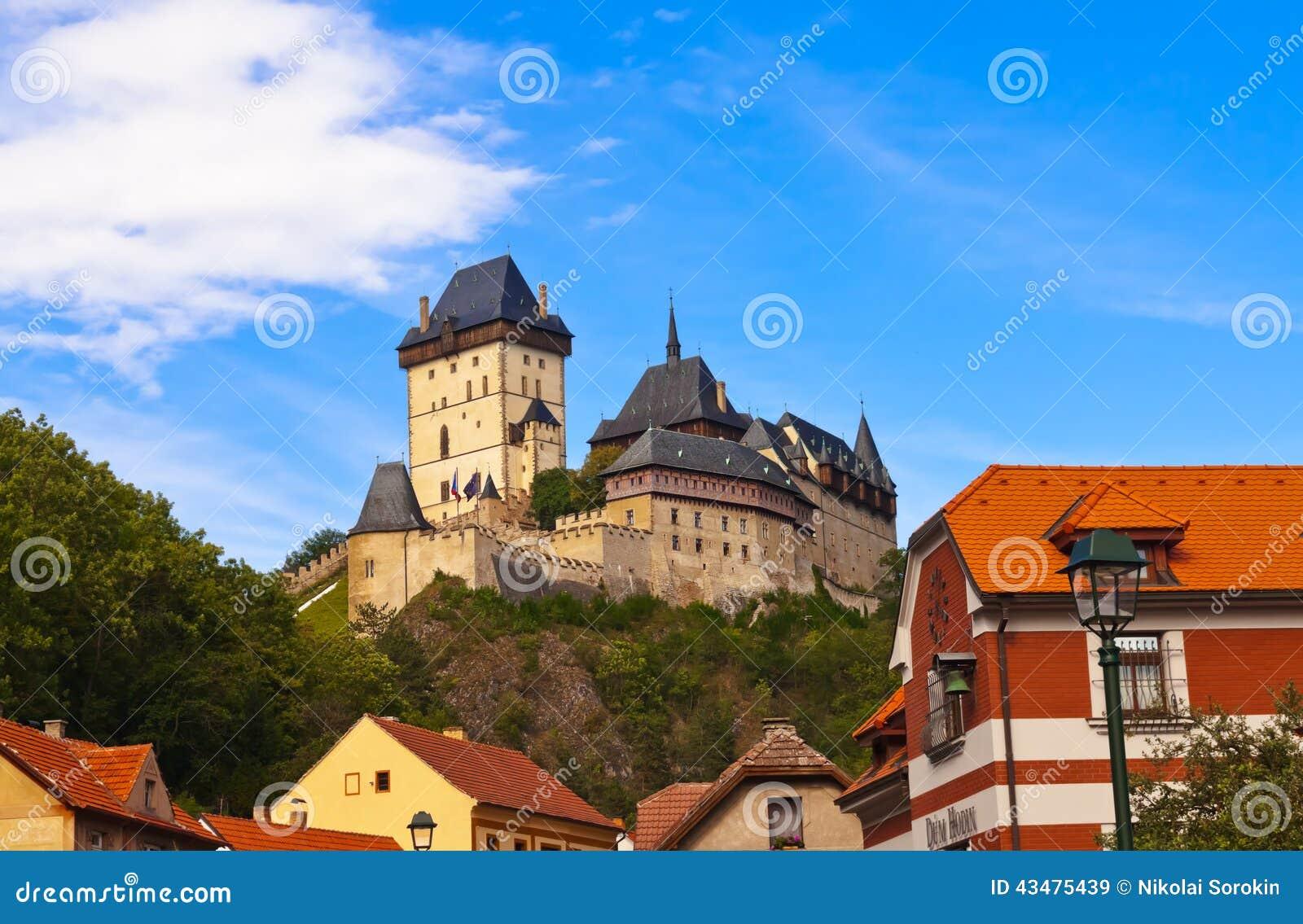 Karlstejn Czech Republic  City new picture : castle karlstejn czech republic royal 43475439