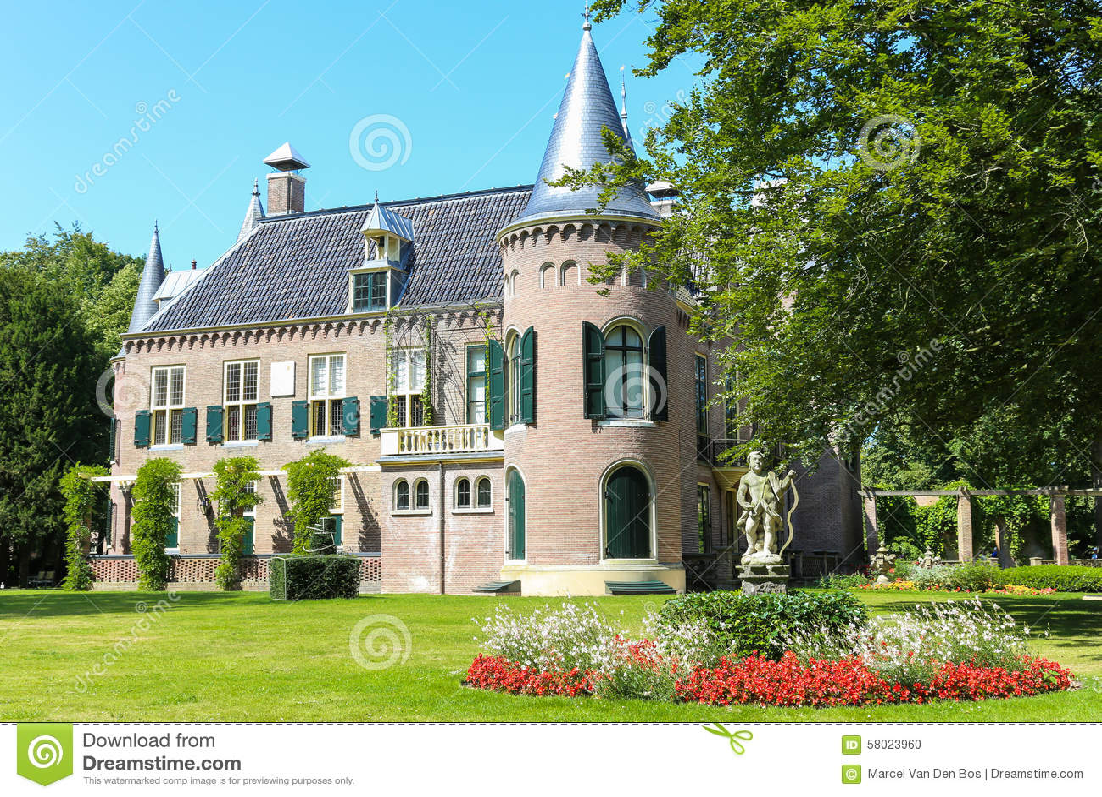 Castle Keukenhof, Lisse