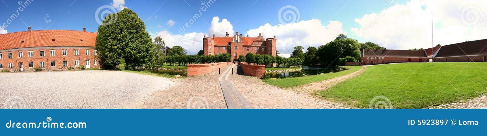 Gammel Estrup castle rige danskere