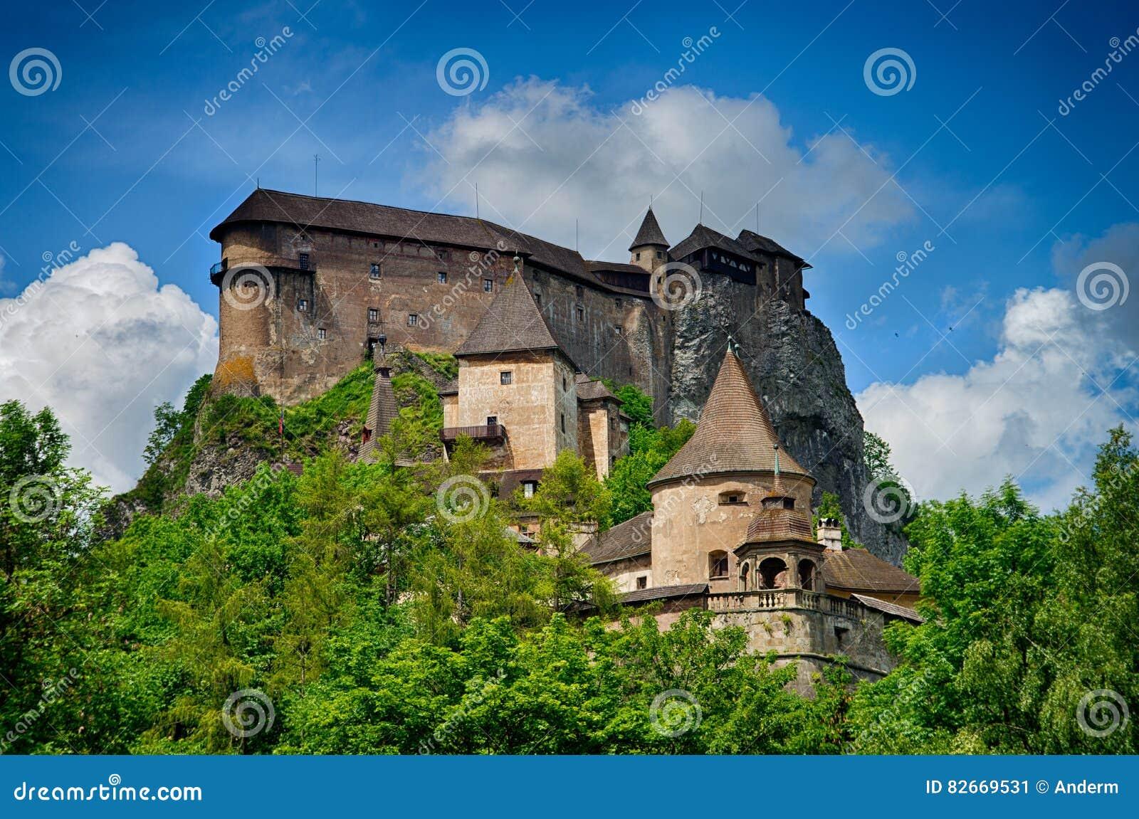Castle of Orava