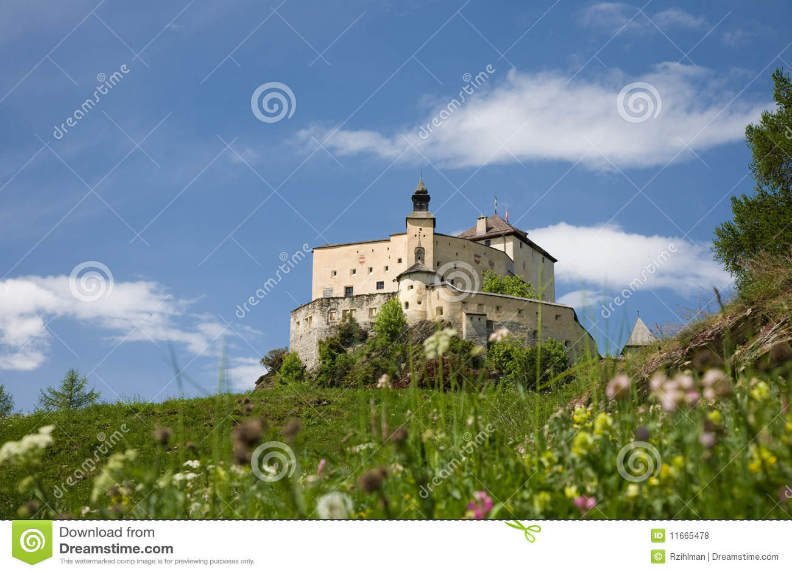 Castle of Tarasp