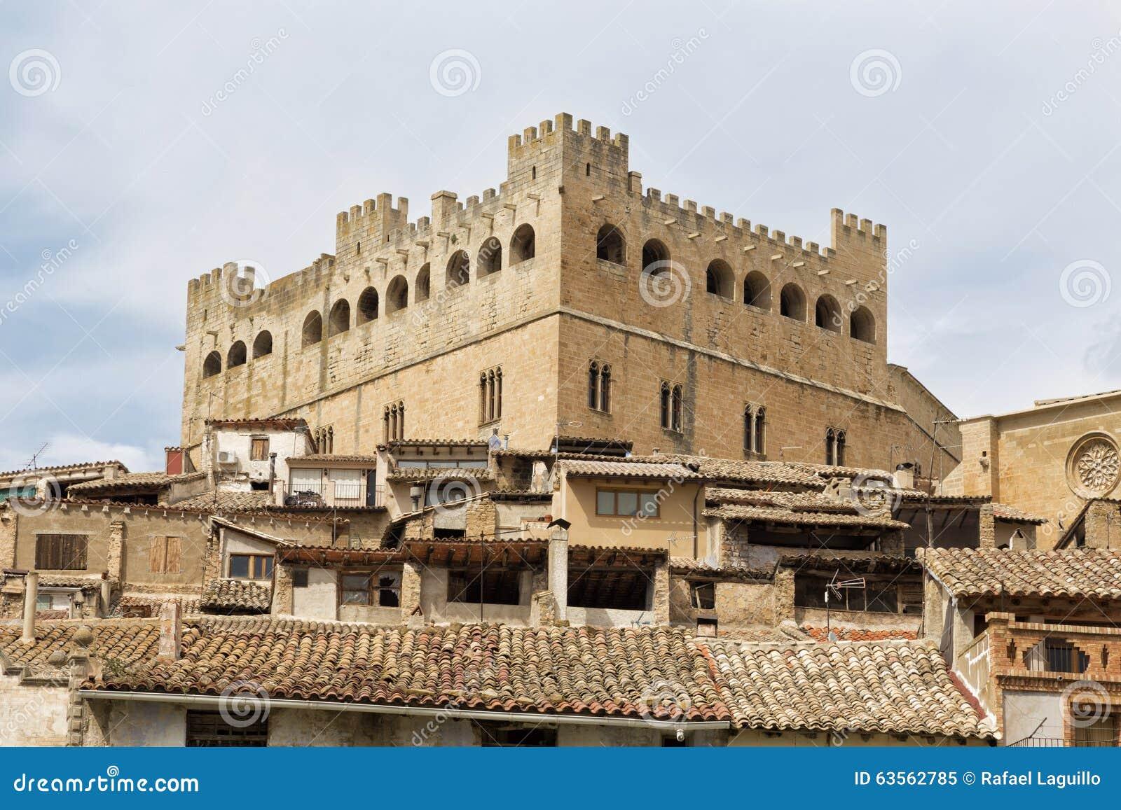 Castle of Valderrobres