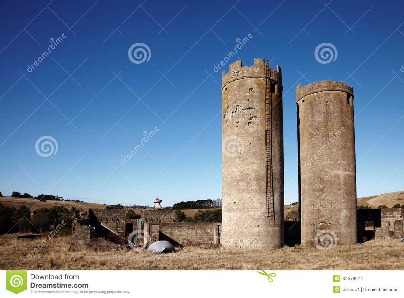 Castles1 stock images image 34576074 for Farmhouse tower