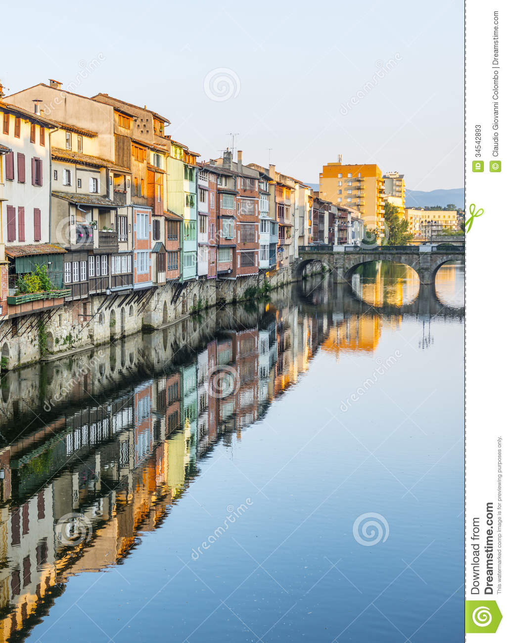 Castres France  city images : Castres France Stock Photos Image: 34542893