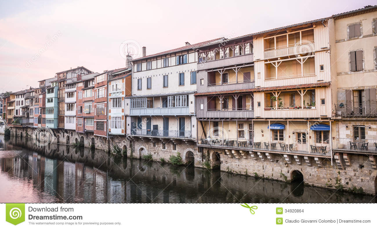 Castres France  city pictures gallery : Castres France Stock Images Image: 34920864