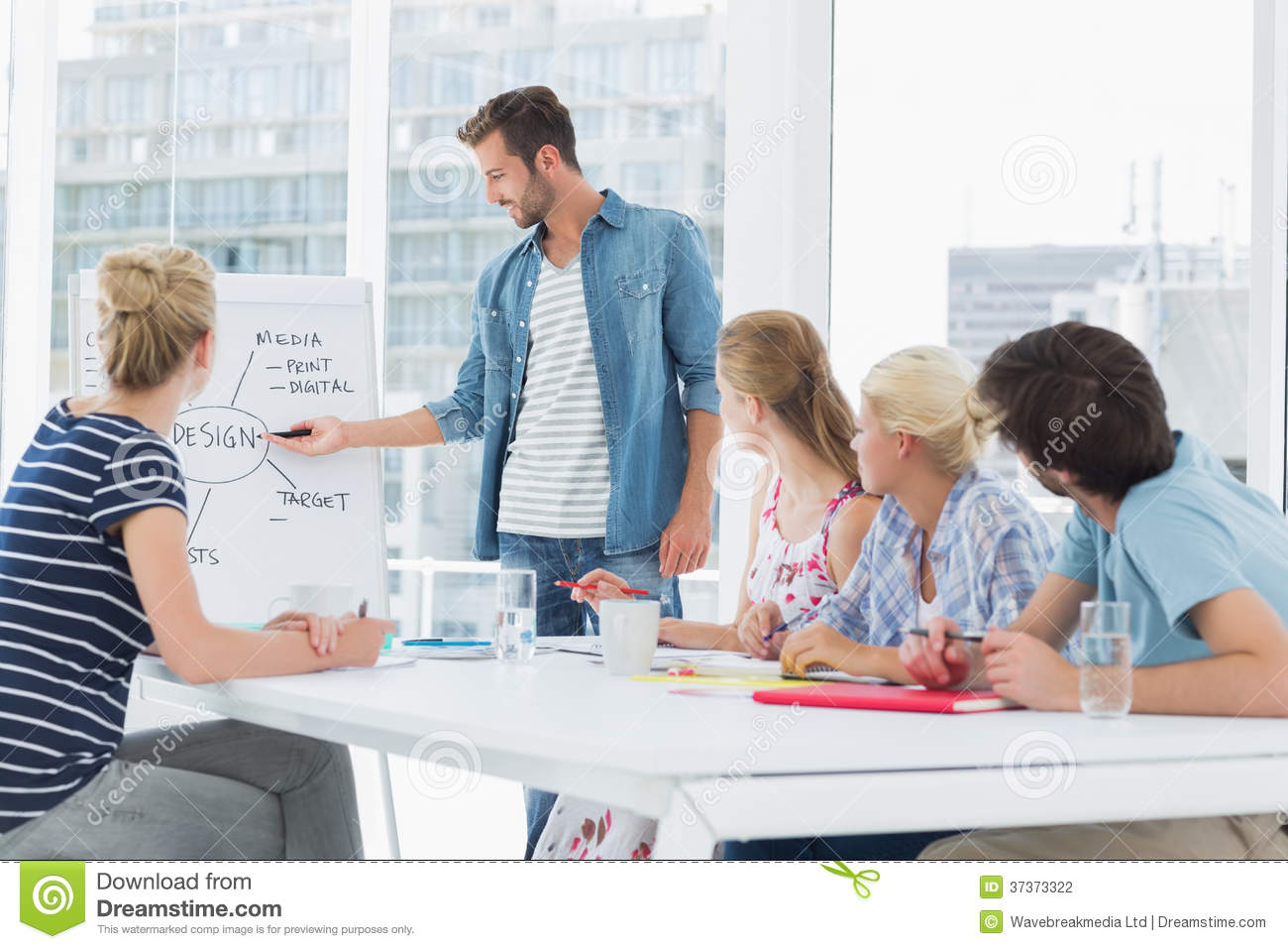 presenting the project How to present a science project after creating a science project, you'll likely have to present your work to your class or at a science fair try to give yourself a few weeks to plan and put together your presentation.