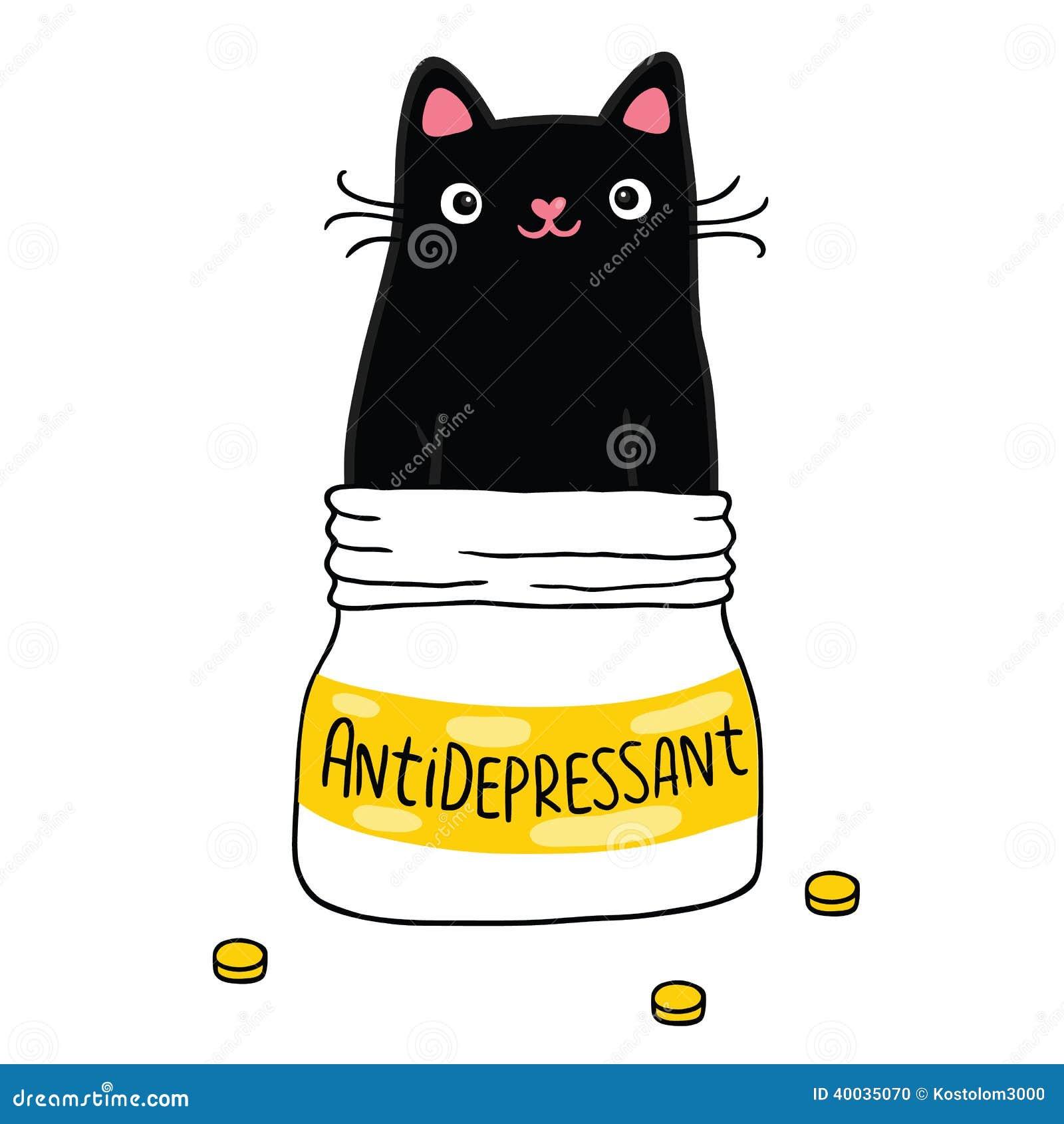 Antidepressant Stock Illustrations – 818 Antidepressant ...