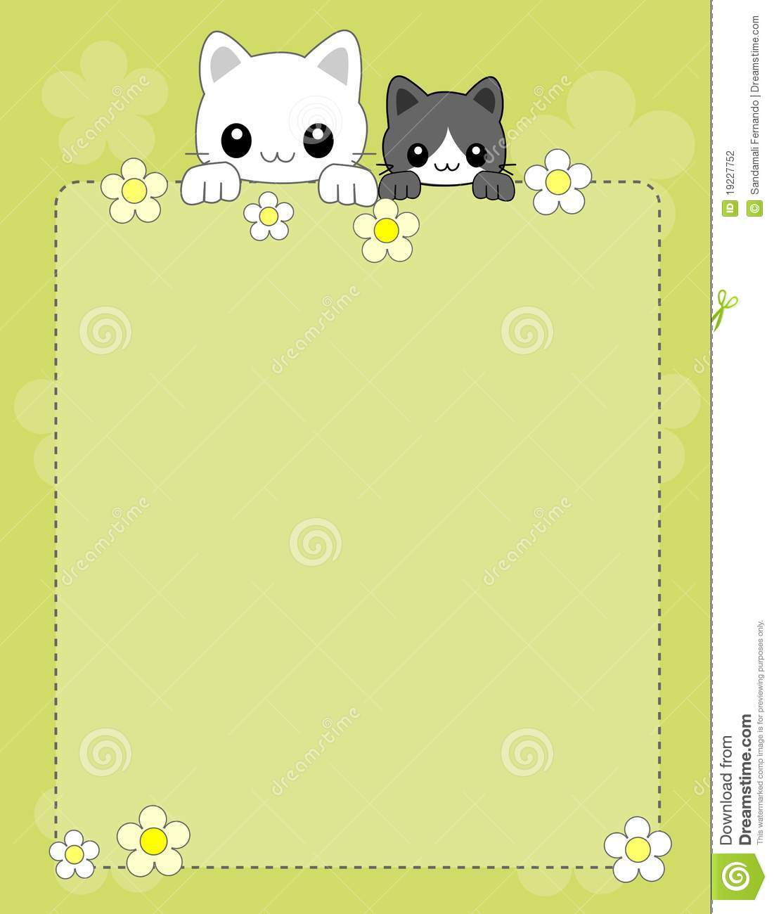 Kitty Invitation Cards as best invitations ideas