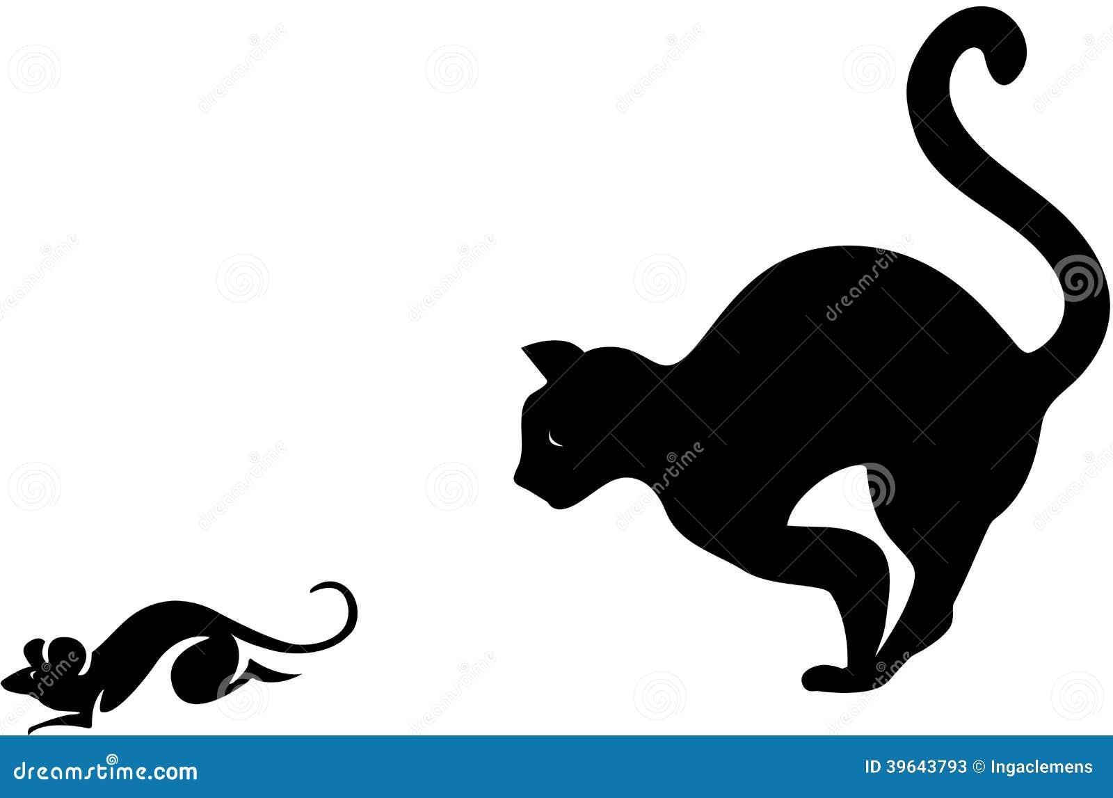 Cat Rat Dog Cartoon