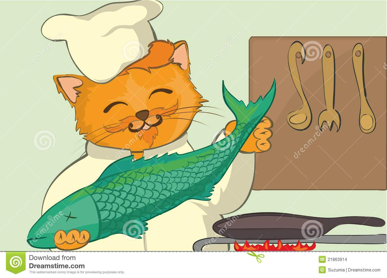 Fish For Cats Cat Food