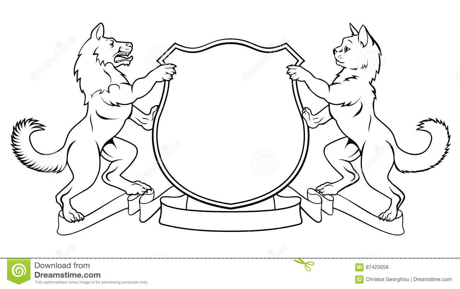 jai hind logo symbol stock photo