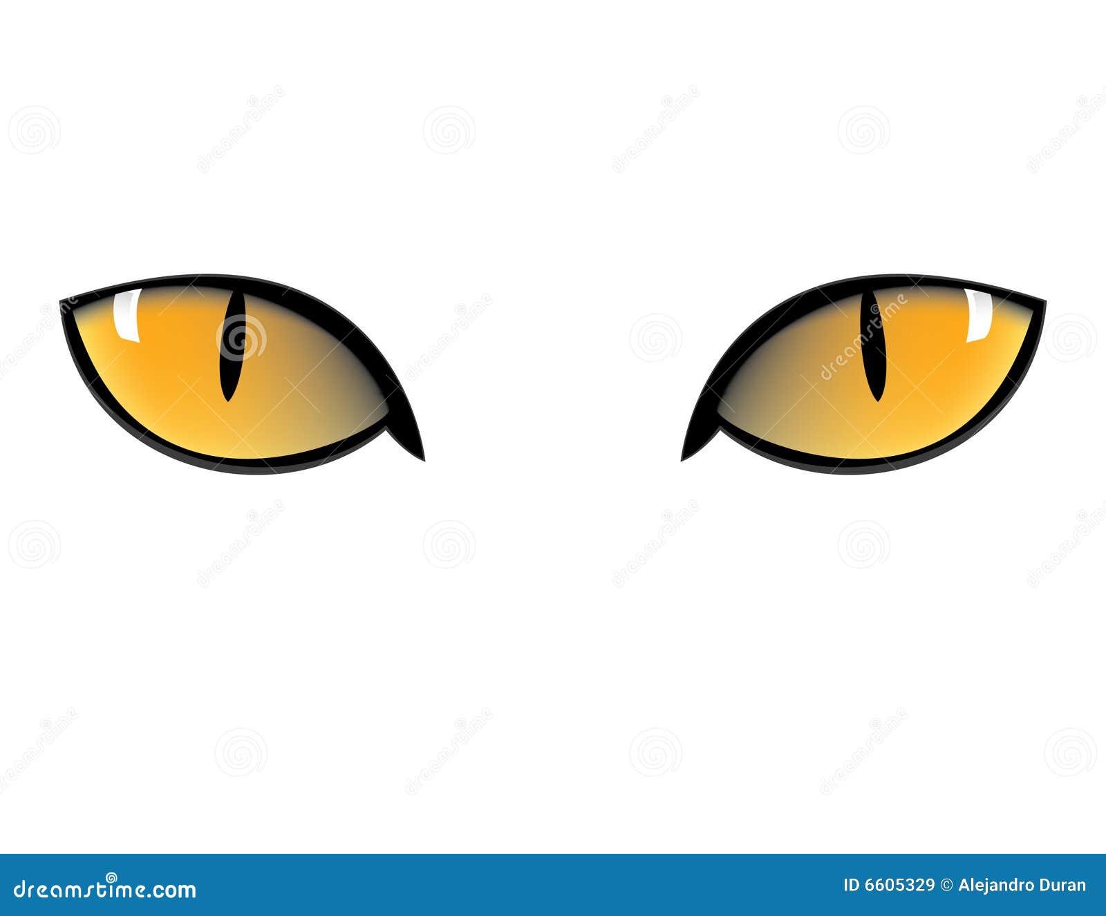 Cats Eye Vector
