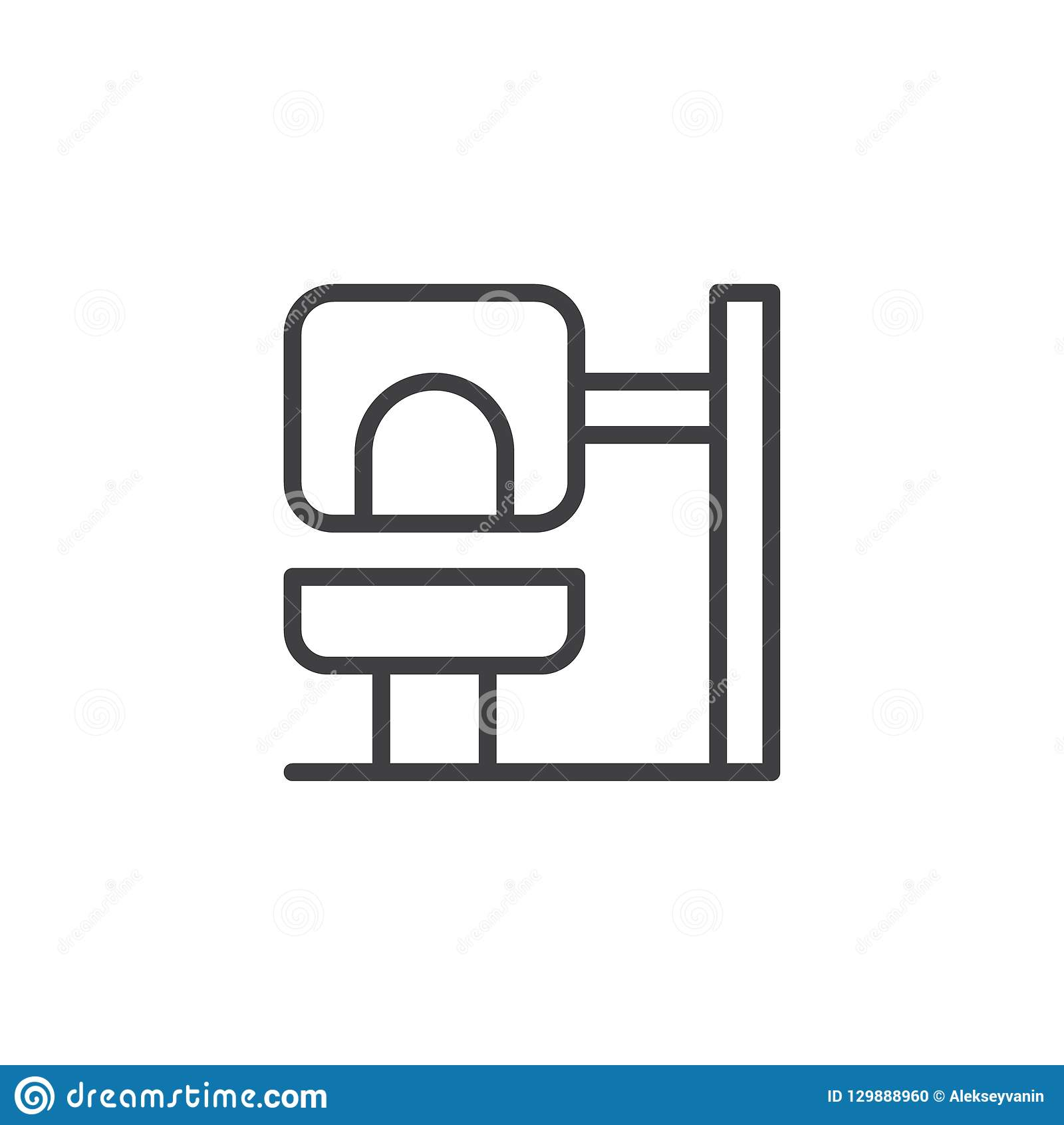 Cat House Outline Icon Stock Vector Illustration Of Symbol 129888960. Cat House Outline Icon. Wiring. Diagram Of A Cat House At Scoala.co