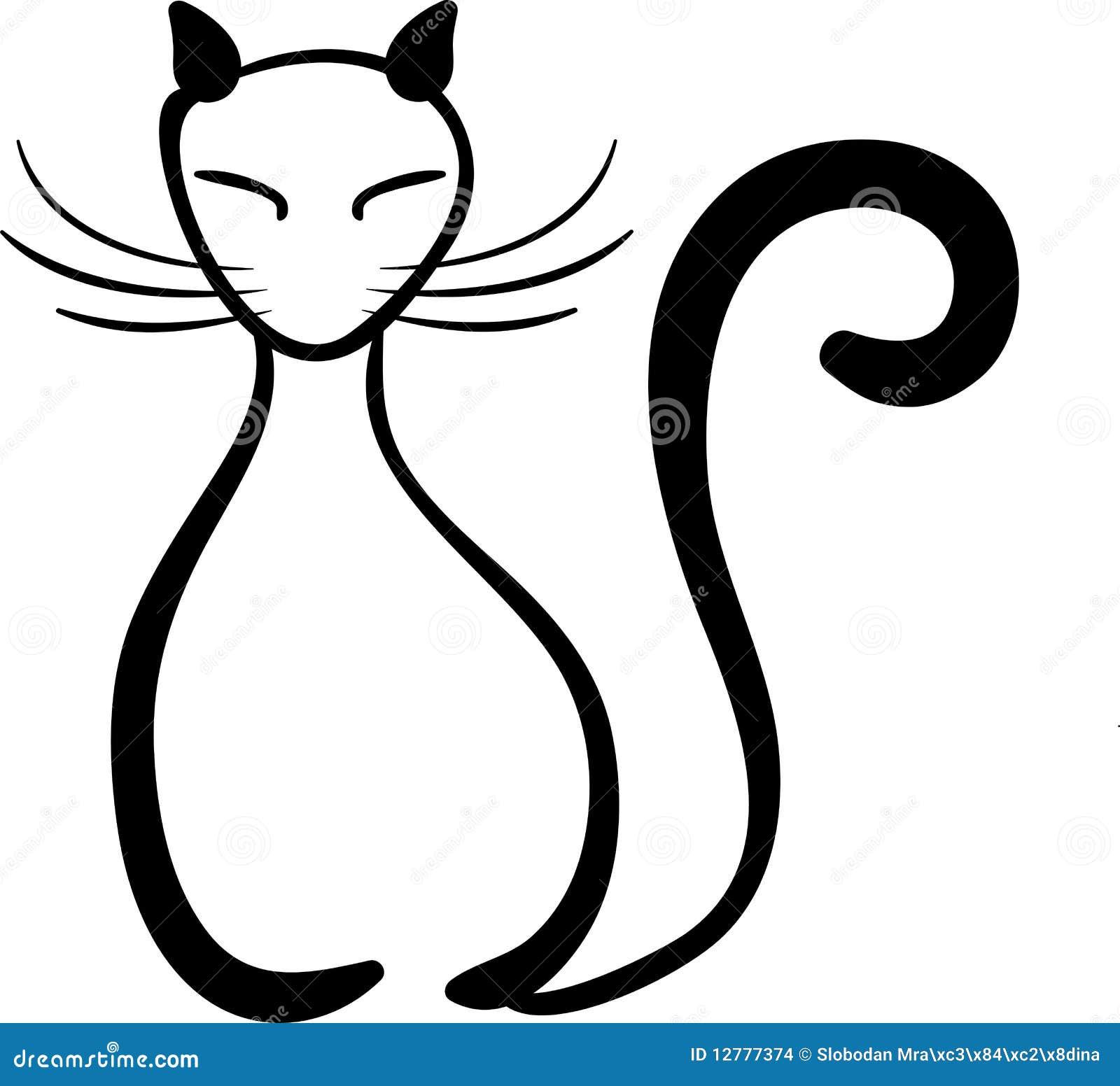 cat illustration stock images image 12777374 cat pawprint clip art free cat pawprint clip art free