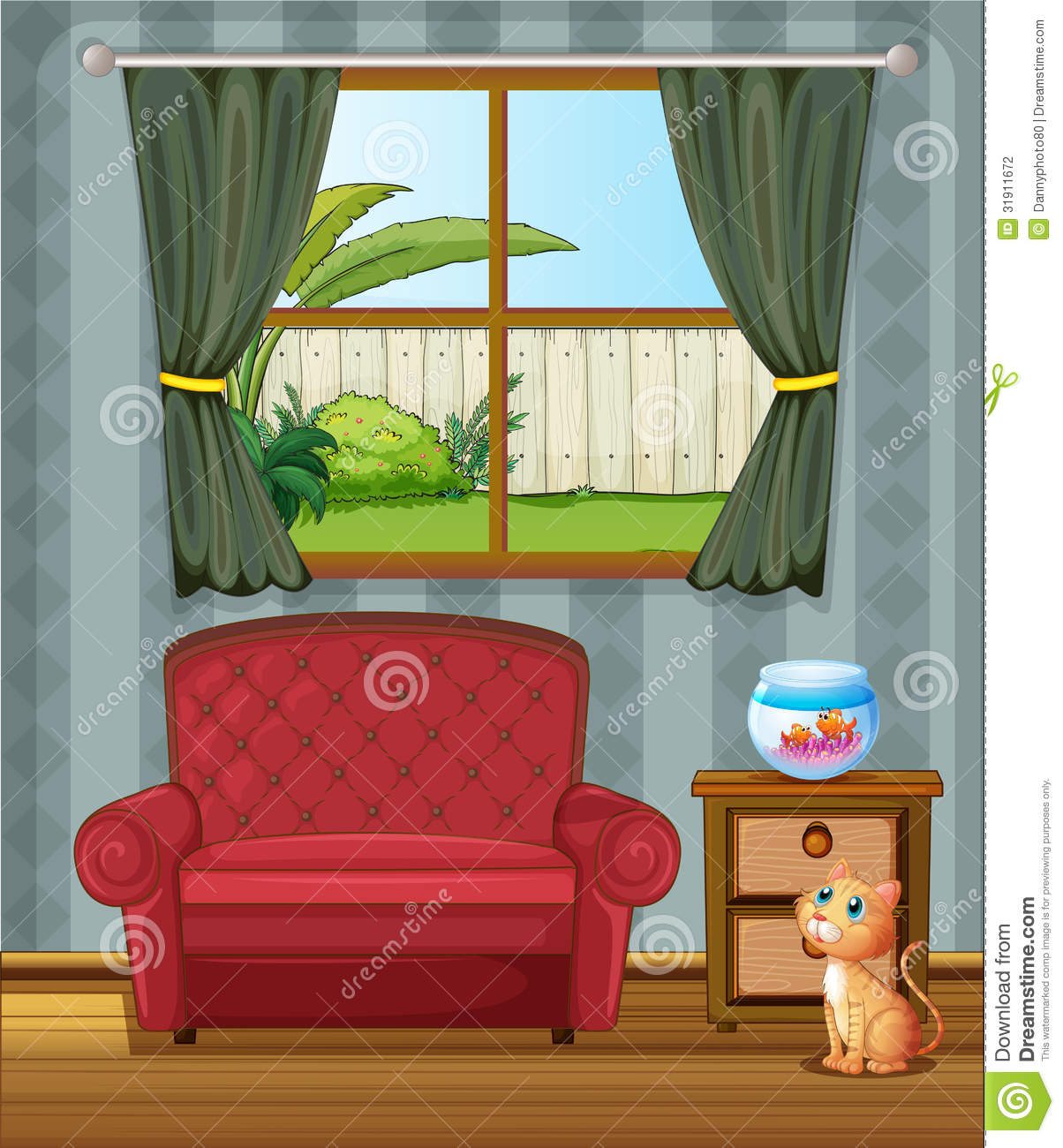 clipart inside house - photo #33