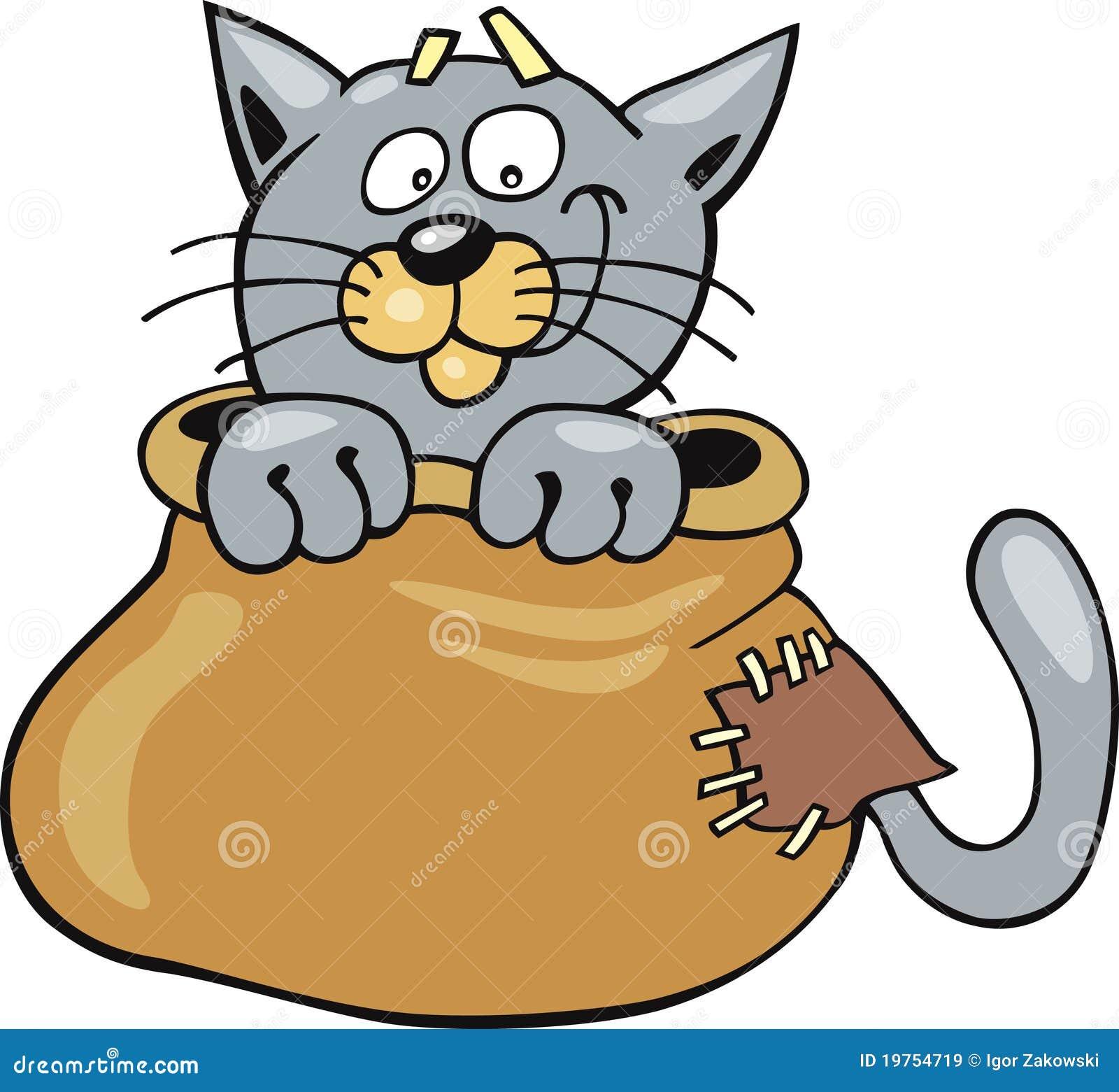Музыка на конкурс кот в мешке