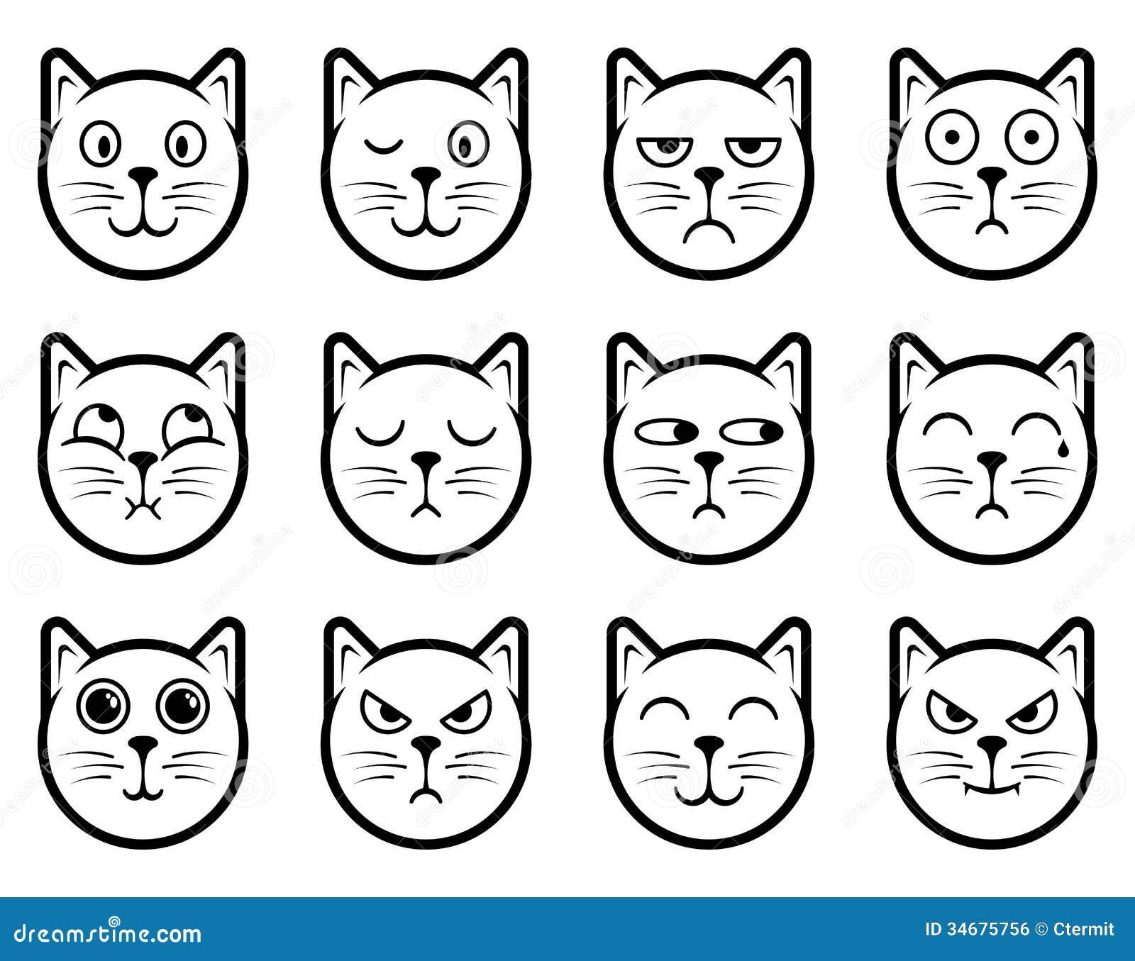 Cat Smiley Emoticon
