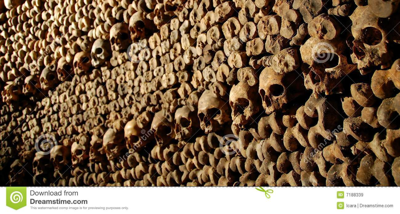 Catacombes les