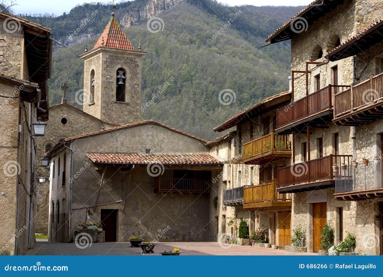 Catalonia towns