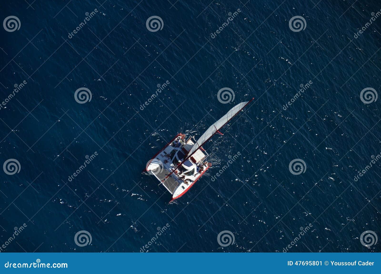 Catamarã aéreo
