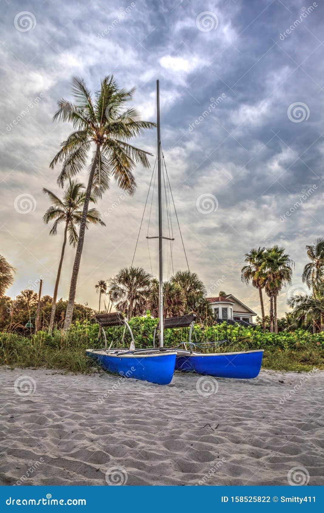 White Sand Boat