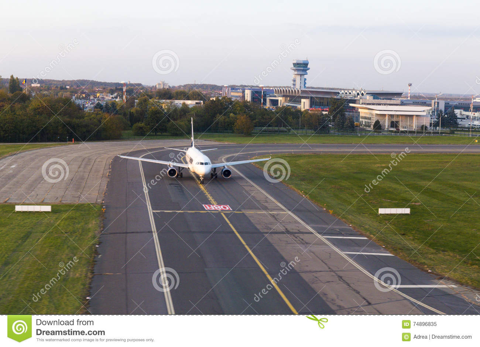 Catania airport stock image. Image of italy, main ...