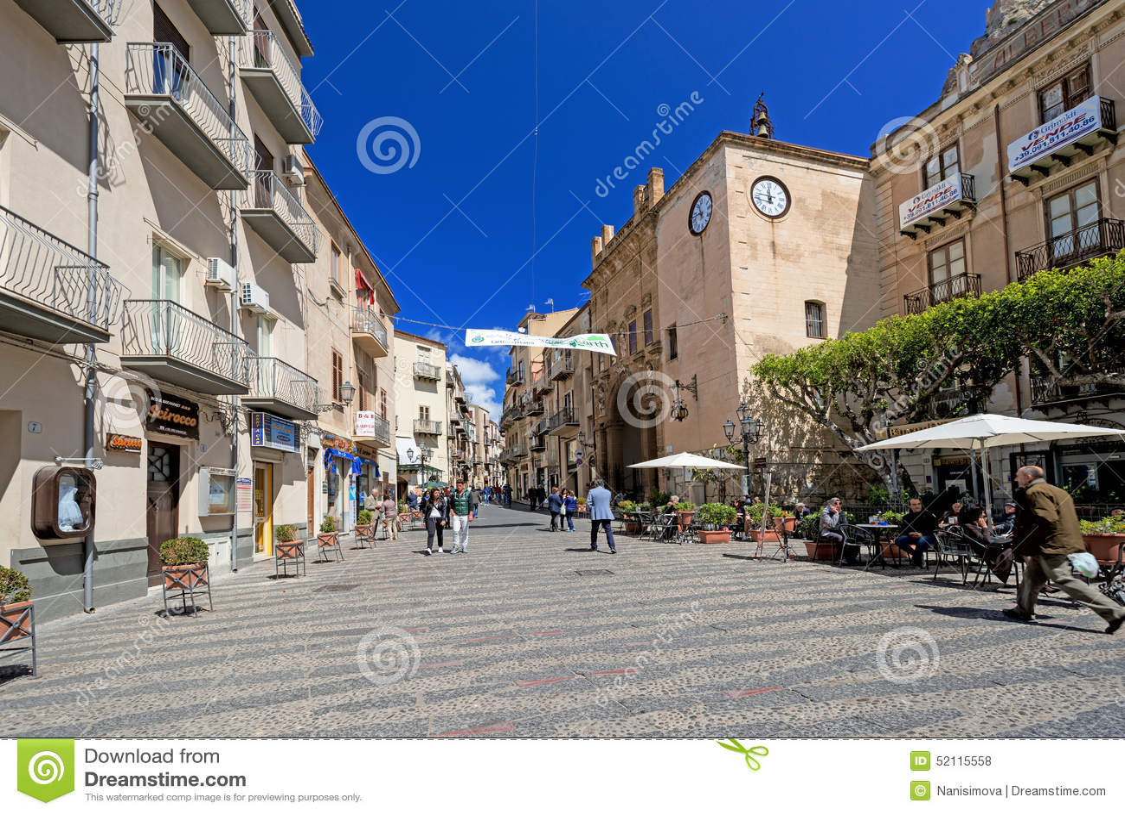 Catania Street