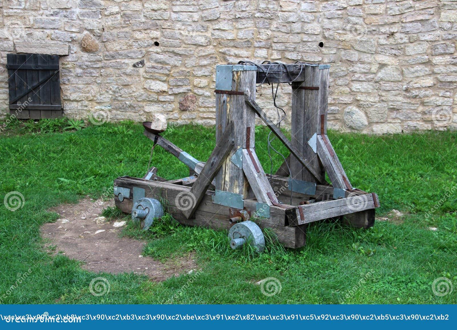 Catapulte antique