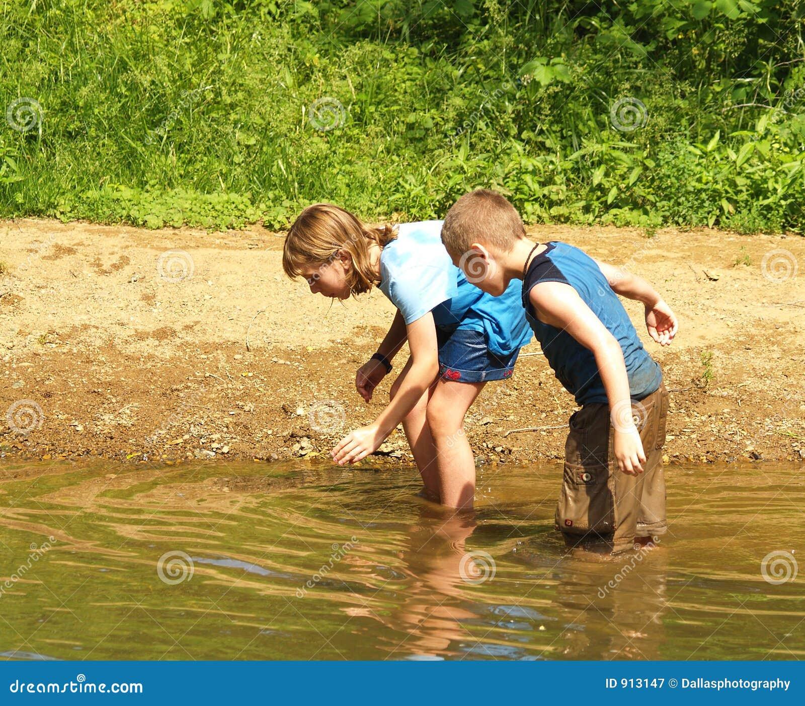 Catchin Tadpoles