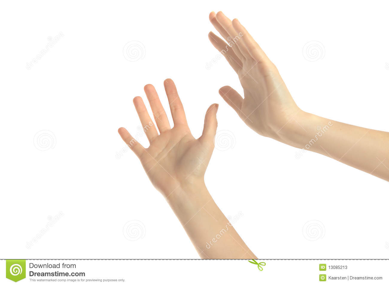 Catching Hands Stock Image  Image Of Isolated  Collect
