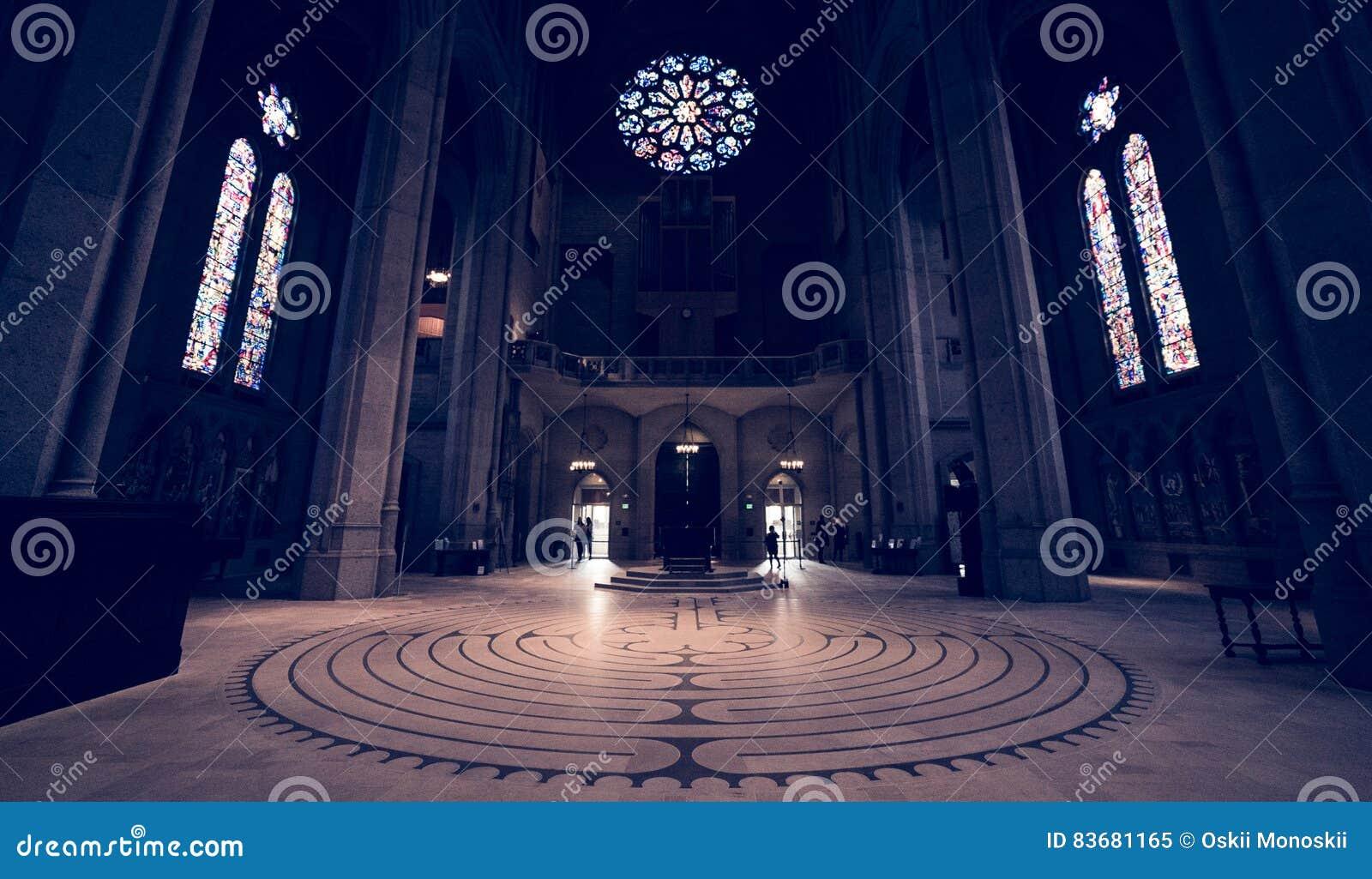 Catedral da benevolência, San Francisco