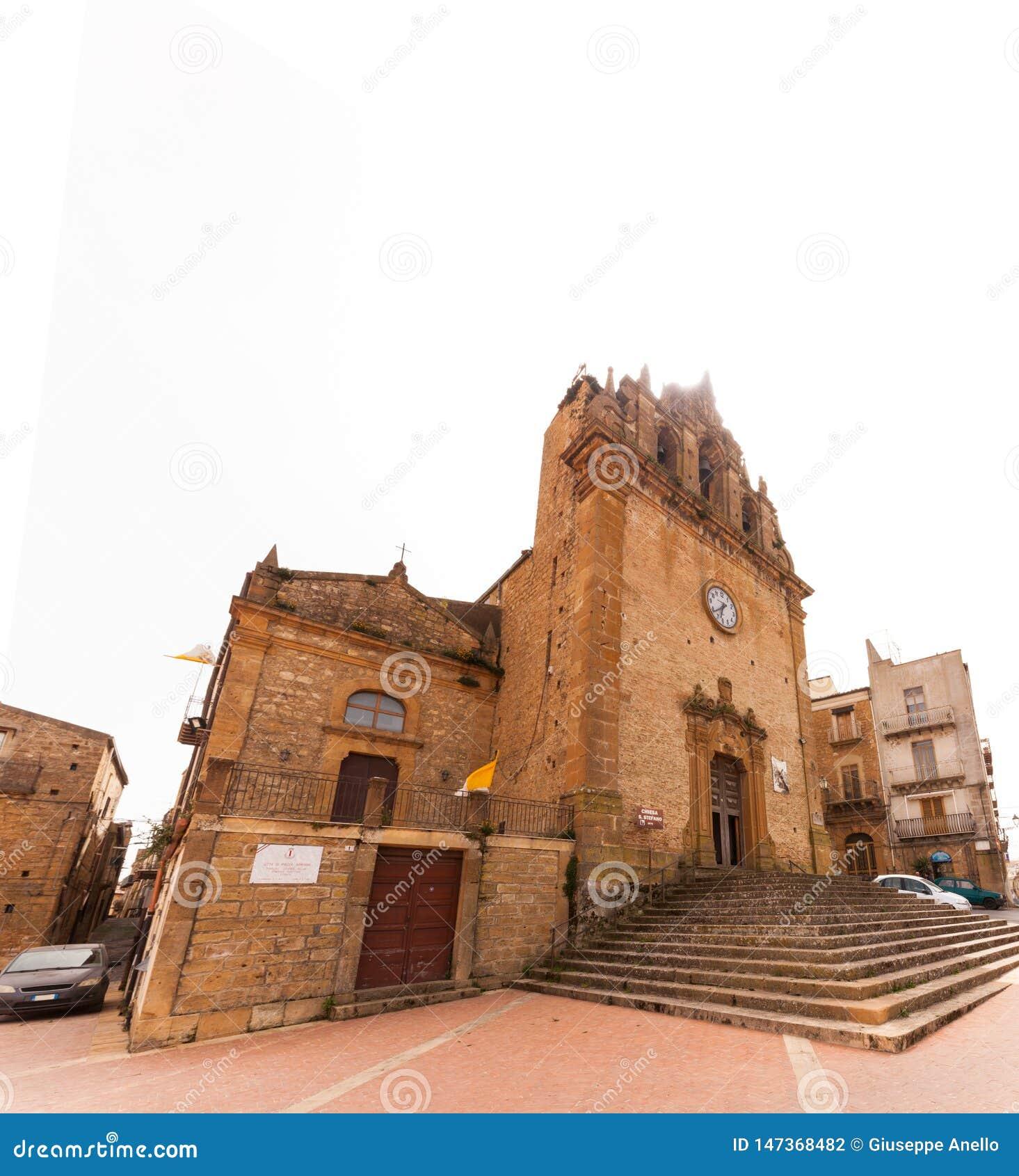 Catedral da praça Armerina