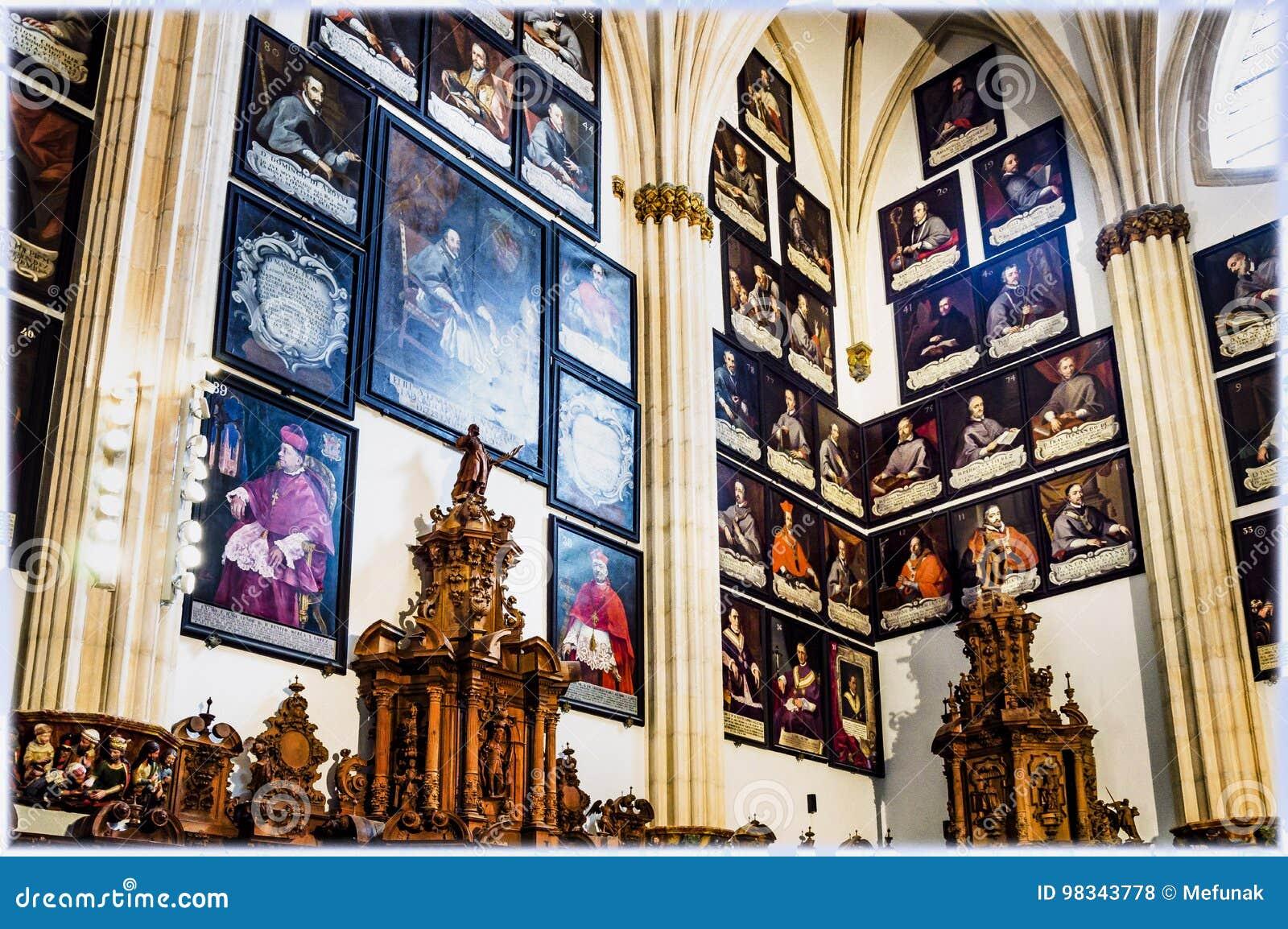Catedral de Burgos, España