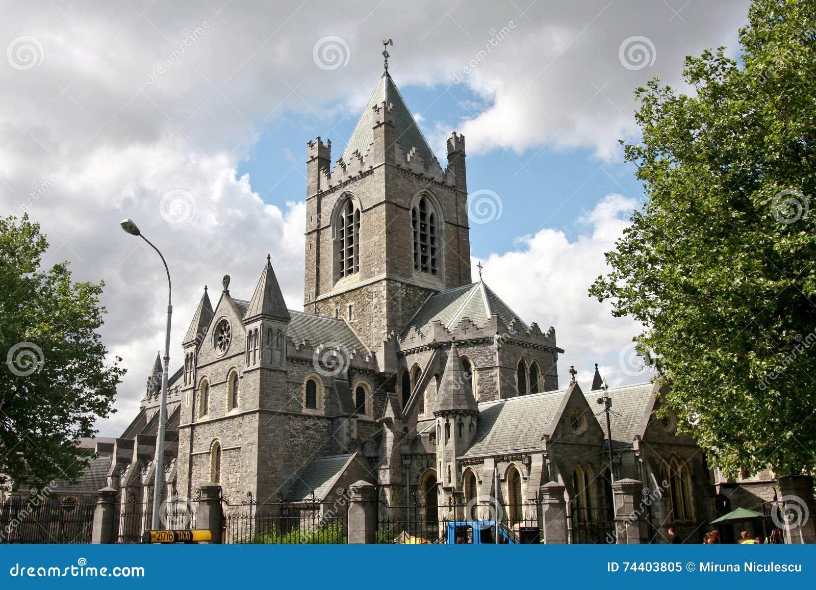 Catedral de Christchurch, Dublin, Irlanda