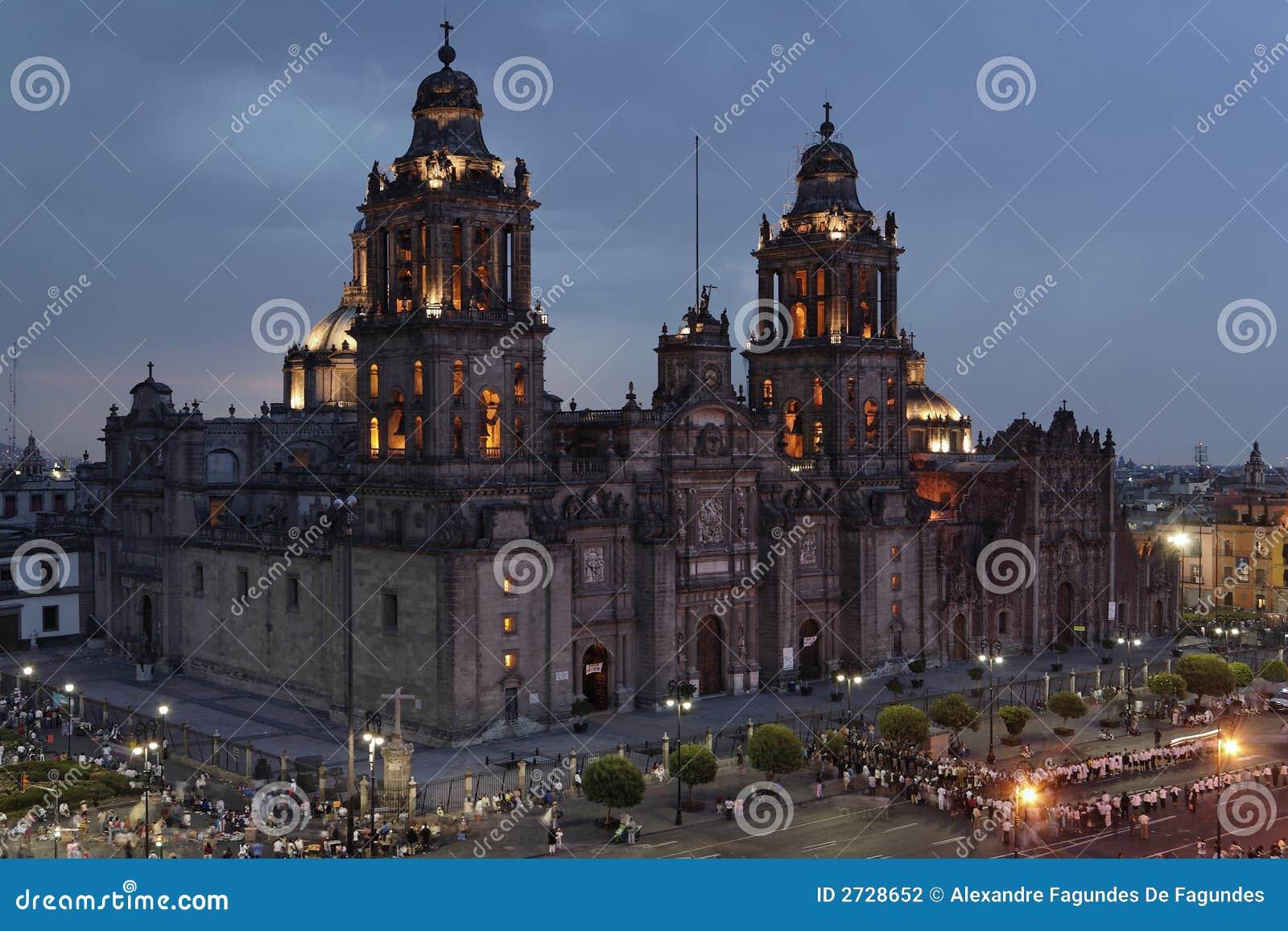 Catedral de Cidade do México