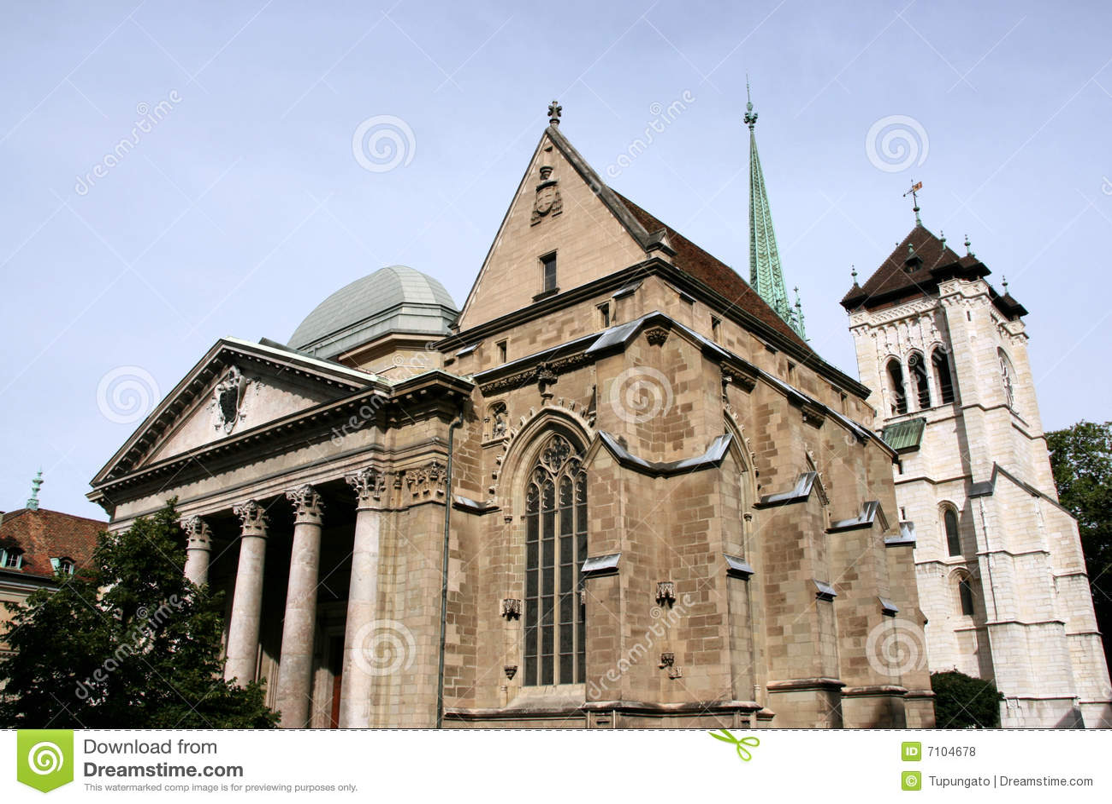 Catedral de Genebra