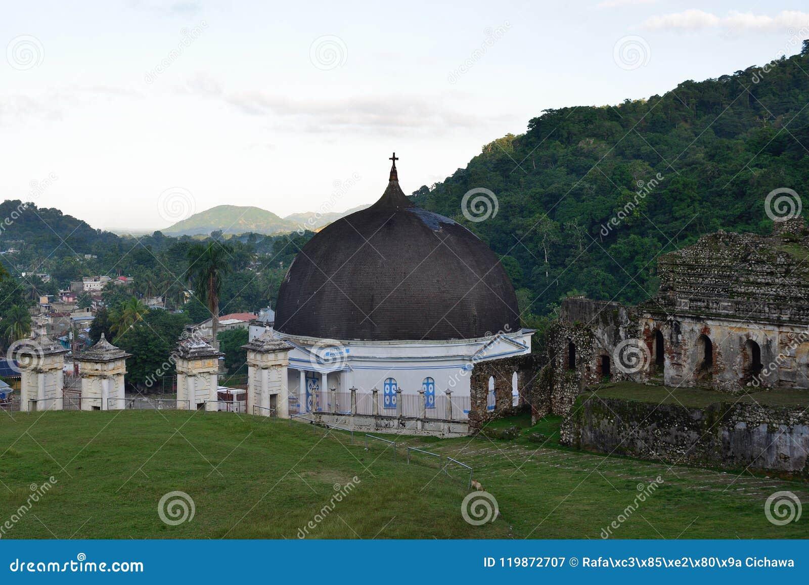 Catedral de Haití en Milot