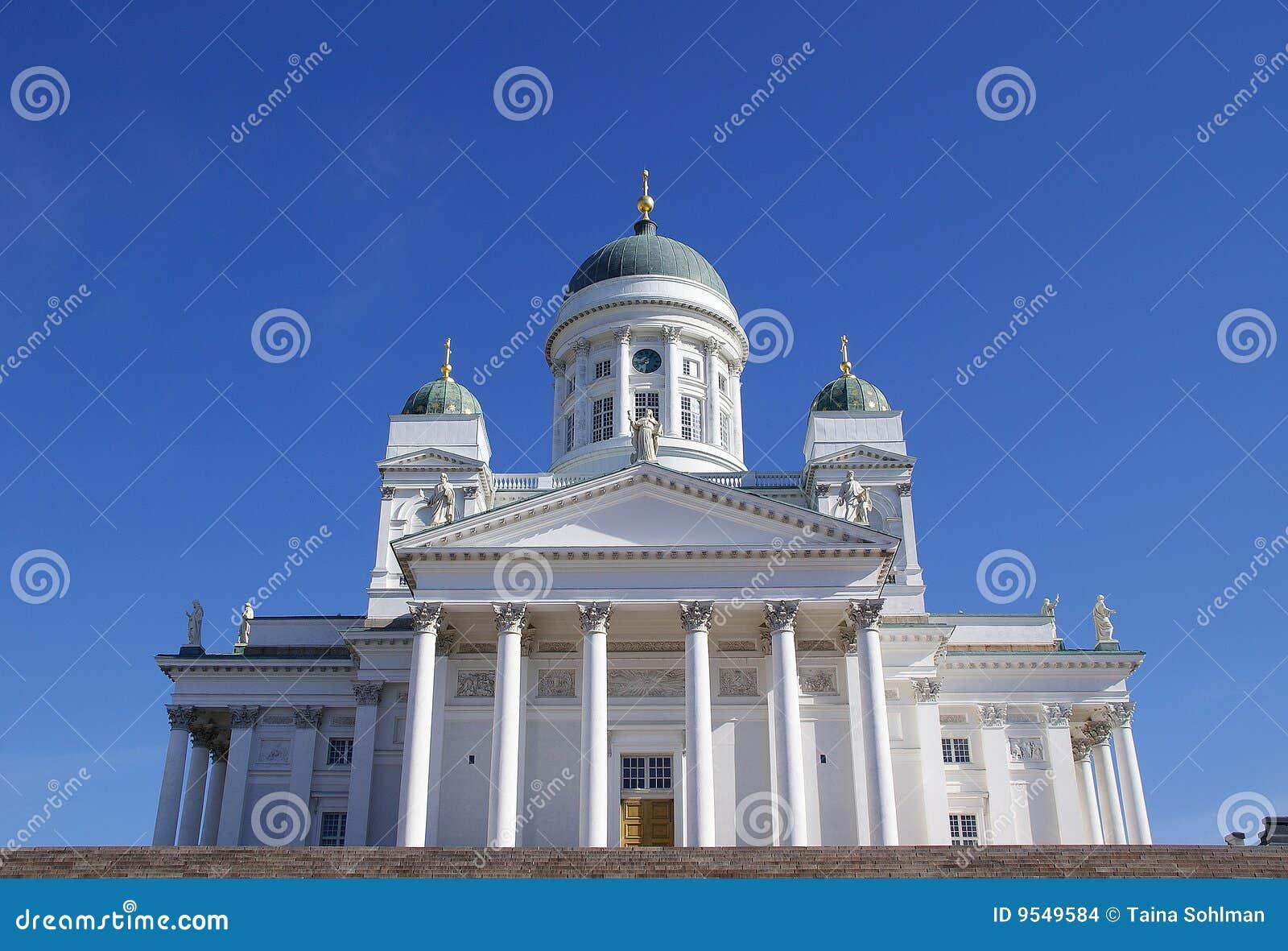 Catedral de Helsínquia