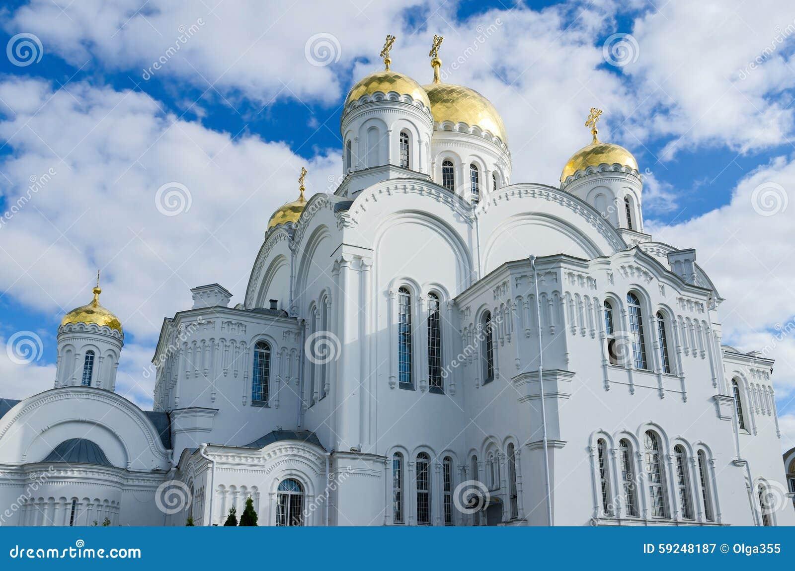 Catedral de la transfiguración del salvador, Diveevo, Rusia