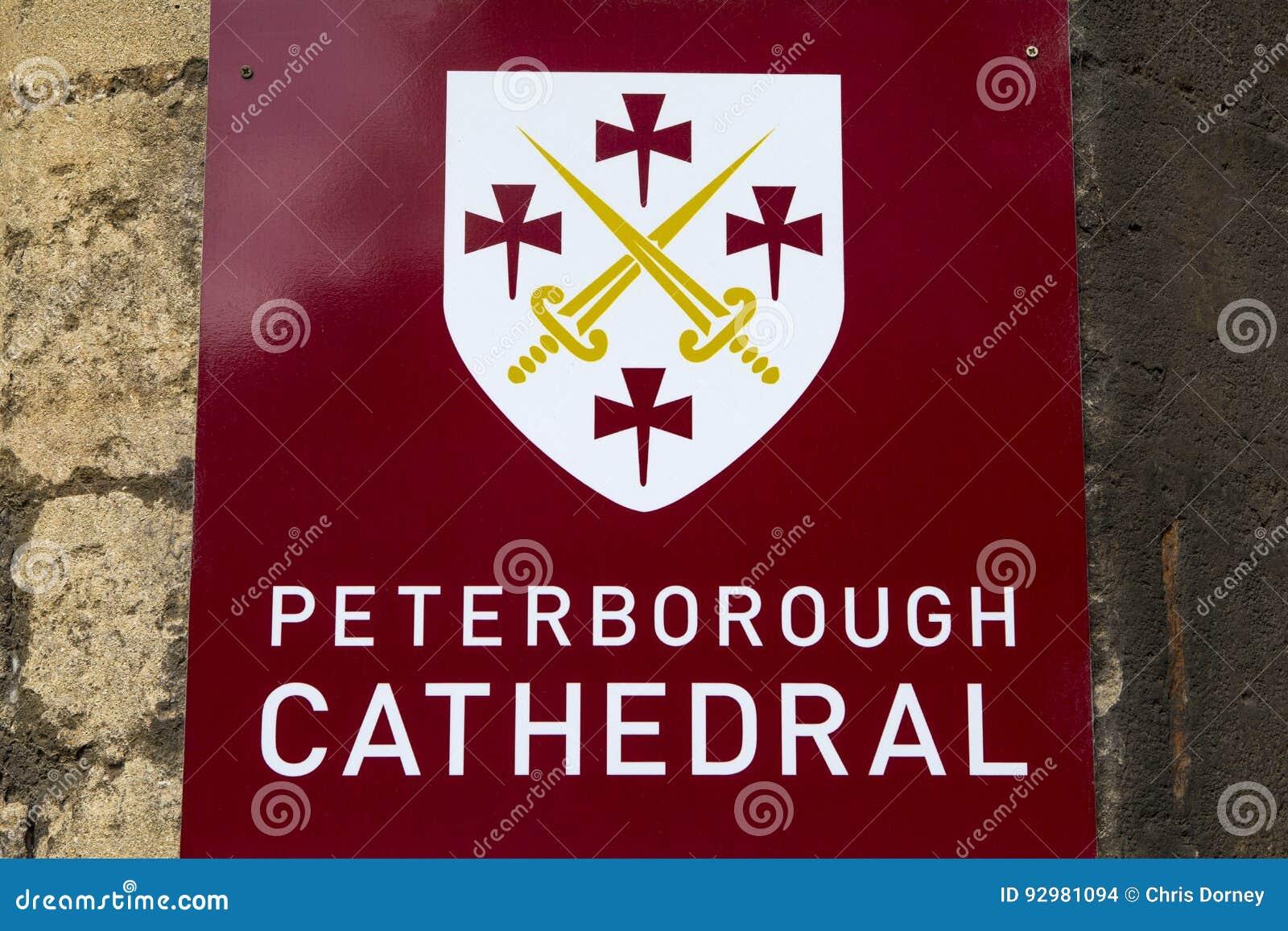 Catedral de Peterborough en Peterborough