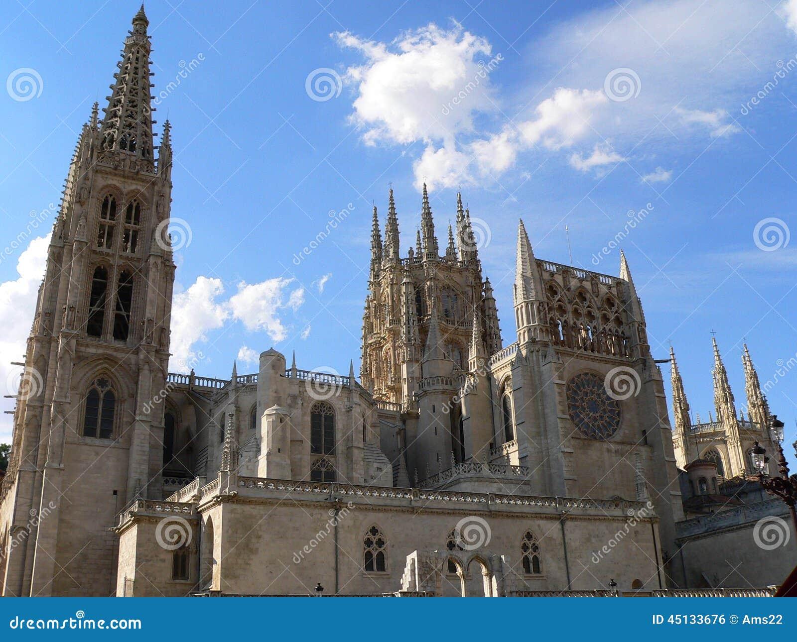 Catedral De Santa Maria, Burgos (Hiszpania)