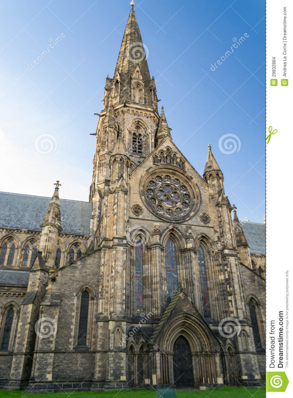 A catedral de St Mary