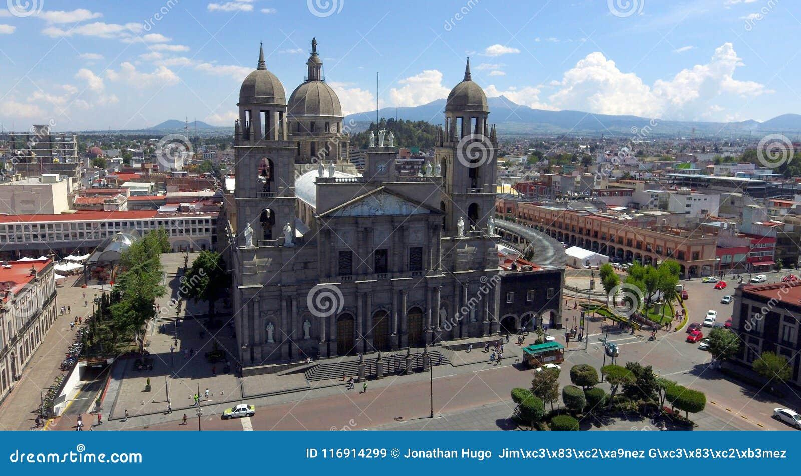 Catedral de Toluca México