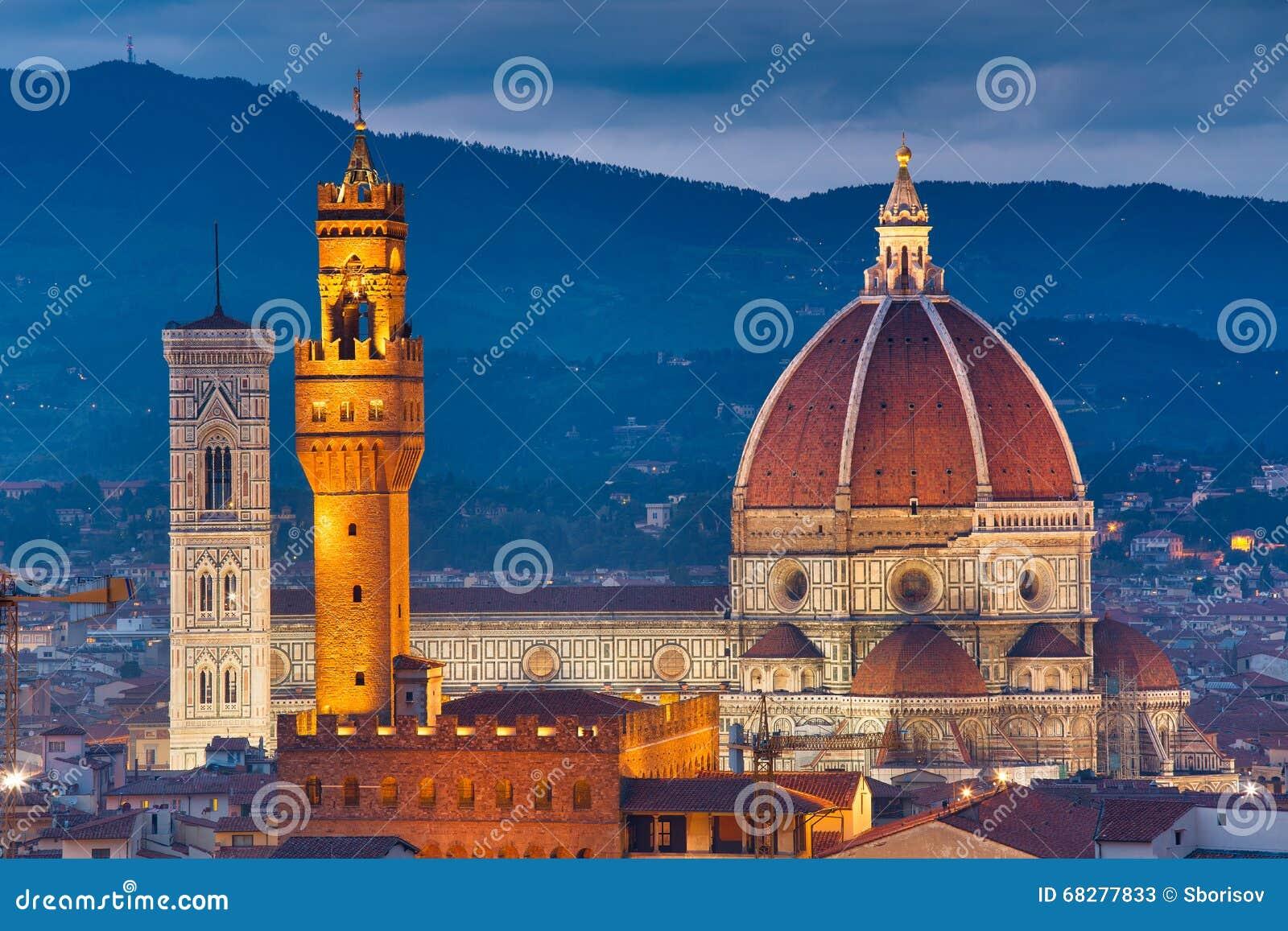 Catedral del Duomo en Florencia
